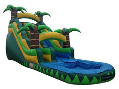 Jungle Splash Water Slide