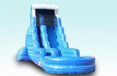 Tsunami Splash Water Slide
