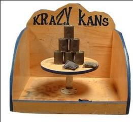 Krazy Kans Game