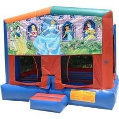 Disney Princess Mod Bounce House