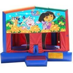 Dora the Explorer Mod Bounce House