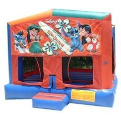 Lilo N Stitch Mod Bounce House