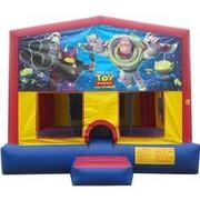 Buzz Lightyear Mod Bounce House