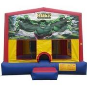 Marvel Incredible Hulk Mod Bounce House