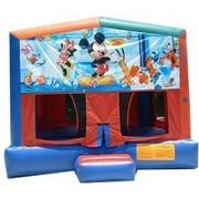 Mickey Mouse Club Bounce House