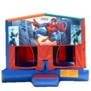 Spider-man Mod Bounce House
