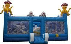 Ocean Adventure Obstacle Play System