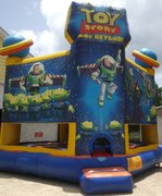 Buzz Lightyear Bounce House
