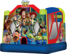 Toy Story Bounce N Slide