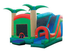 Tropical Jump N Slide Dry