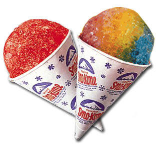 ASJ - 50 additional servings Snow Cone Supplies