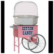 ASJ - Professional Cotton Candy With Stand