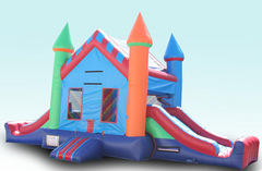 5n1 2 sided slide castle dry