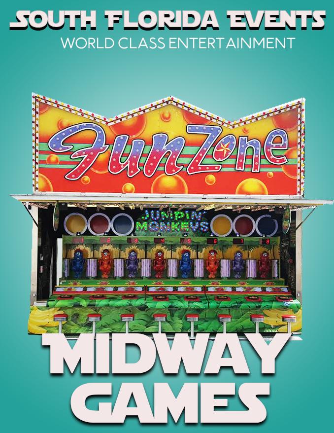 Midway Game Rentals