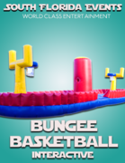 Bungee Basketball