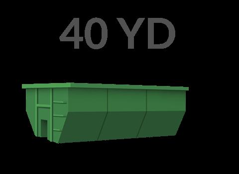 40 yard dumpsters