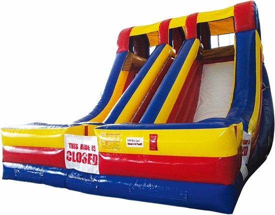 Inflatable Water Slide Rentals In Mobile AL