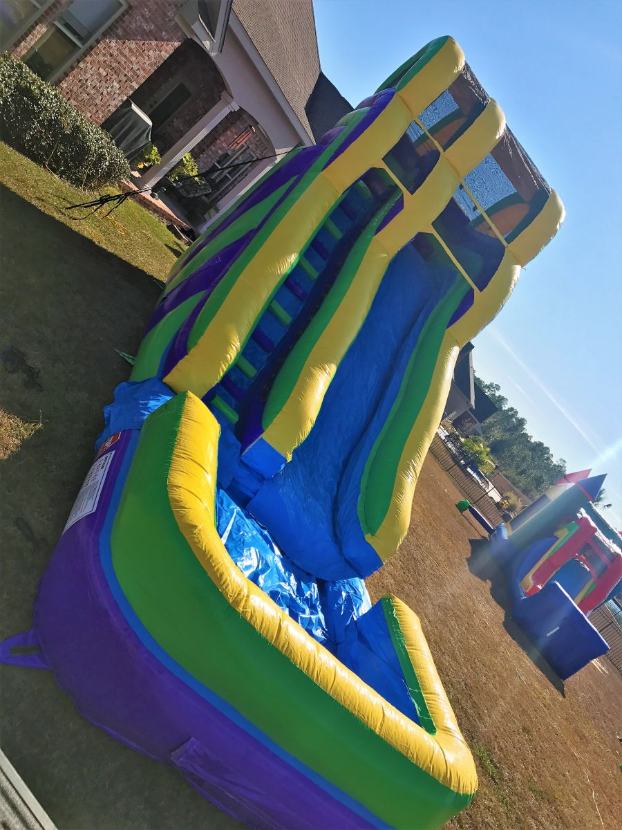 Water Slide Rentals in Mobile Alabama
