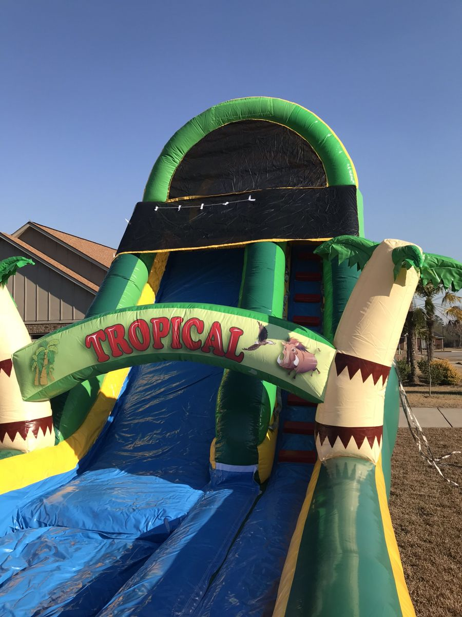 Water Slide Rental Saraland AL and Mobile Alabama