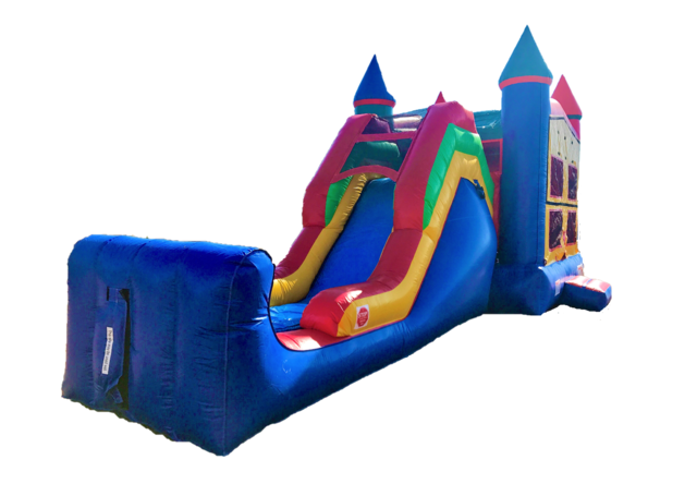 Castle Super Combo (5 in1) Water Slide