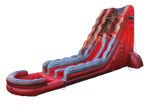 24ft Double Lane Slide <font color=red><S>$410</S></font>