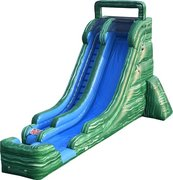 22ft Green Slide
