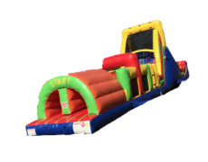 52ft Surpreme Obstacle Course  $385