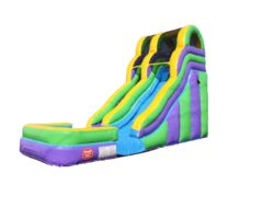 18ft Double Dip Slide <font color=red><S>$275</S></font>