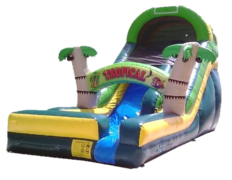 18ft Tropical Slide <font color=red><S>$275</S></font>