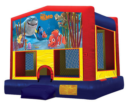 Finding Nemo Jumpy Bounce House