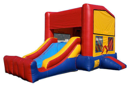 Mini Modular Combo Bounce House (Dry)