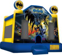 The Batman Bounce House