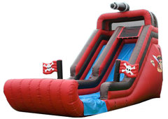 18ft Buccaneer Waterslide (Wet)