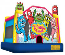Little Monsters Bounce House