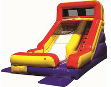 14ft Lil Squirt Waterslide (Wet)