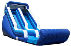 18ft Excelerator Waterslide (Wet)