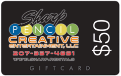 50 Dollar Gift Certificate Party Rentals
