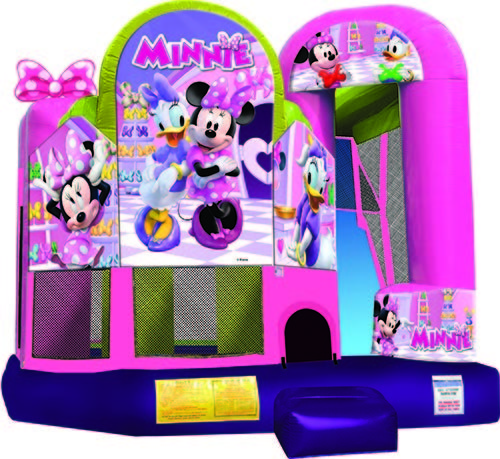 Minnie Mouse and Friends Bounce Combo (Dry)