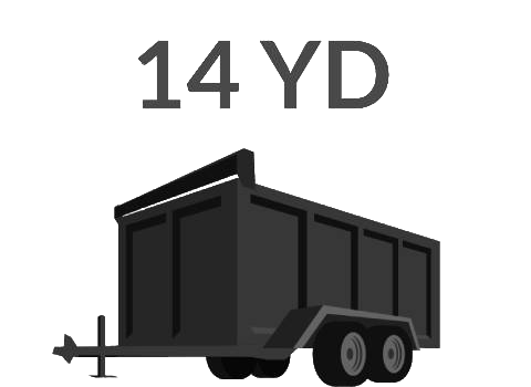 14 yard dumpster rental