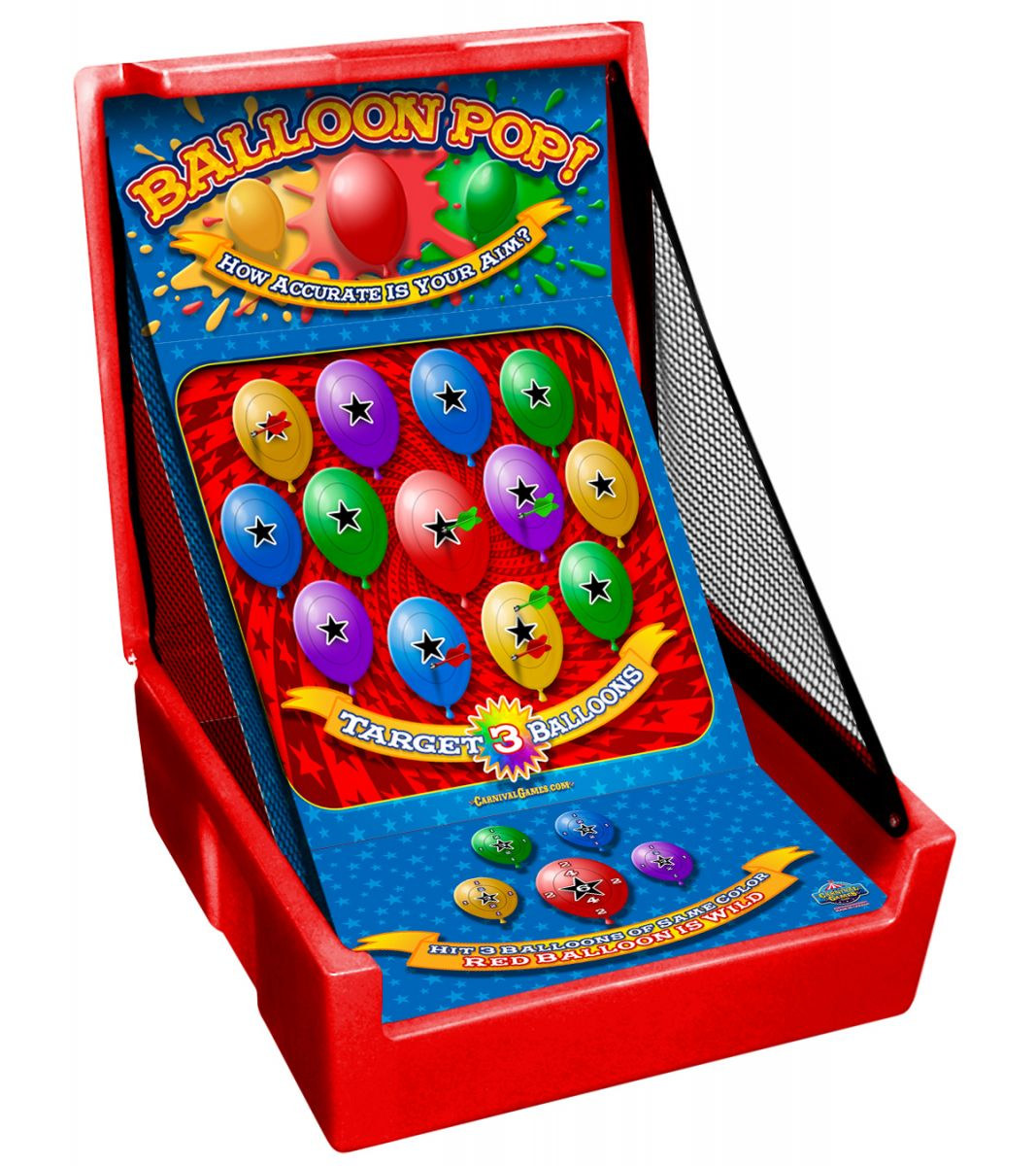 Balloon Pop Carnival Game Bounce House Amp Party Rentals