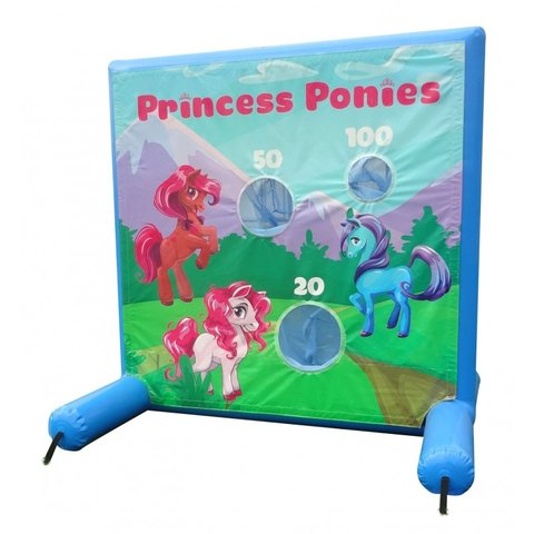 Princess Ponies Air Frame Game