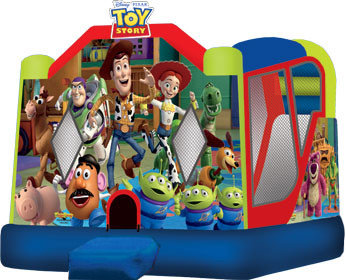 Toy Story Water Slide Combo