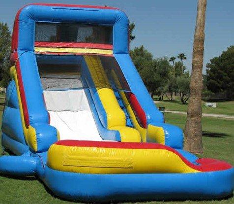 Blue Splash Water Slide Bounce House Amp Party Rentals