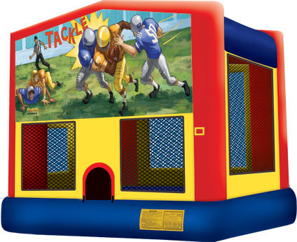 Football Theme Fun House
