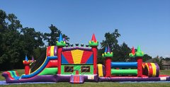 50 Ft Royal Combo Obstacle Course