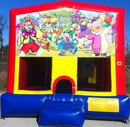 Clown Theme Fun House