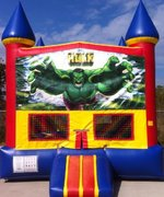 Incredible Hulk Castle