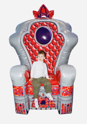 Inflatable Throne