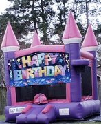 Happy Birthday Pink Castle