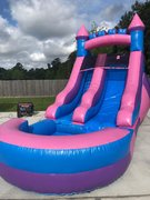Princess Water Slide